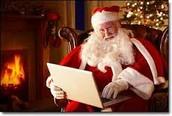 Santa no lo dudó y contrató nuestros servicios