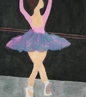 3-D Ballerina