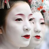 The Chinese Makeup