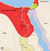The Romans Expand