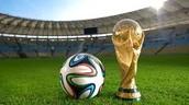 Adidas is de hoofd sponsor van de FIFA world cup