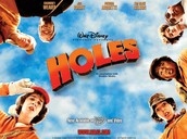 Holes by: Louis Sachar (movie) Published: 2003