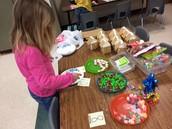 Counting the Candies!