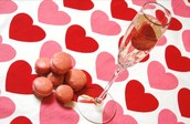 Enjoy champagne & cookies with your favorite gals and enjoy a special discount!