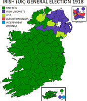 Irish General Election 1918