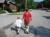 Be Willing to Step Back and Let Kids Guide and Teach Others