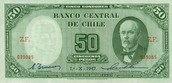 El dinero de Chile