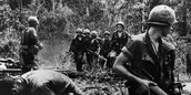 March 1965 the U.S. Marines made it into South Vietnam