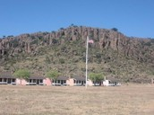 Historical Places at Trans Pecos & Chihuahuan Desert