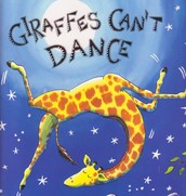 """""""Giraffes Can't Dance"""" By: Giles Andreae"""