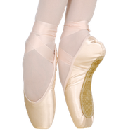 What are pointe shoes?