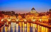new Rome city