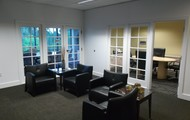 Modern & Fully-equipped Business Lounges