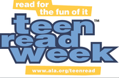 Join the Festivities @ Pike Middle School library during Teen Read Week