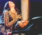 Romeo and Juliet's death