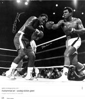 Ali vs. patterson