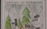 Grade 4 Heritage Stamp