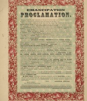 Emacipation Proclamation