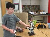 Sharing robots!