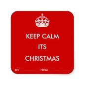 Don't Keep Calm...... IT'S CHRISTMAS!!!