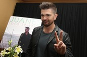 If I took singing lessons, I would sing like Juanes