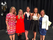 Gators of the Week:  Haley Hill Crowned!