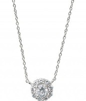 Glint Flower Necklace