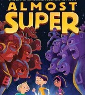 Almost Super by Marion Jensen