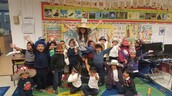 PreK Celebrates 100th Day of School!