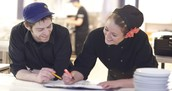 What is Assistant CAtering Manager responsibilities