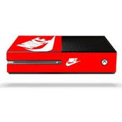 Xbox One Nike Red Version