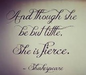 Quotes from Shakespeare...