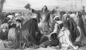 puritans praying