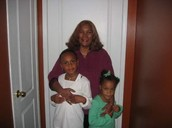 My Grandma, sister and I