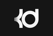 Keven Durant logo