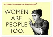 On Women's Rights to Vote