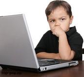 Как помочь ребенку избежать столкновения с нежелательным контентом: