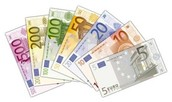 This is the euro