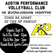 AP North Tryouts
