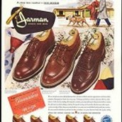 Men's shoes of the 1950s (source#1)