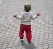 Walking Omar