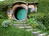 Return with the Elixir- Bilbo back at is home it was evening when they got to his home he fell asleep once he got into his house