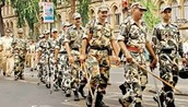 Treat All Paramilitary Forces as Organised Services