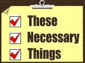 necesario-necessary