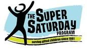 Super Saturday Program (Ages 4 – 14):