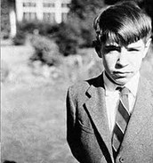 Hawking as a kid