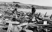 1965 Rat Islands, Alaska Earthquake