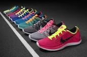 zapatos de corrirdo