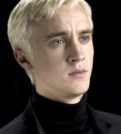 """Draco Malfoy as """"Gratiano"""""""