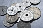 Norwaegian Krone Coins